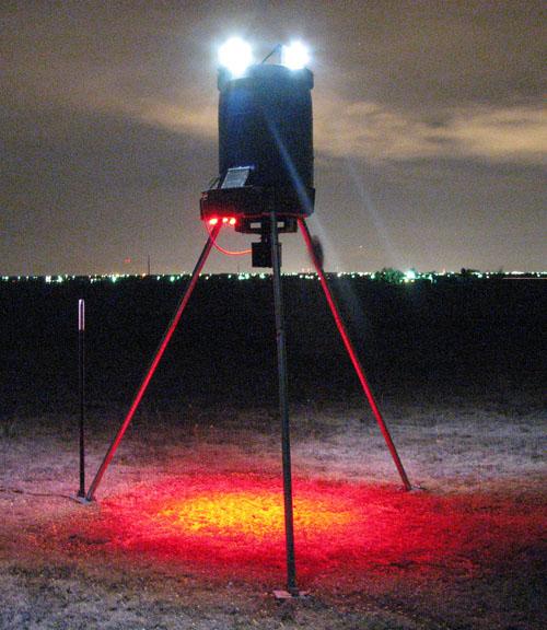 Hog Sniper Lights Hog Hunt Led Feeder Night Lights Red