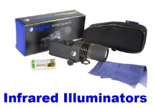 Natural night vision device lets naked eye see near-IR