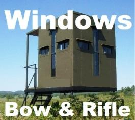 Whitetail Deer Hunting Blinds & Stands | Make-Ready Time Is