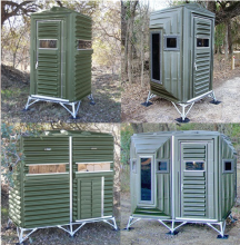 Offering whitetail deer hunters a vast array of deer and wildlife feeders, fish feeders, stands and blinds.