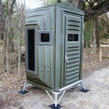 Whitetail Hunters Use PayPal Credit - Get Six (6) Months No Interest Financing on Deerblinds, Stands and Shooting Towers.